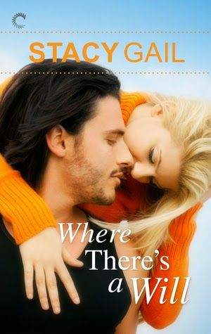 Reading The Paranormal review | Where There's a Will by Stacy Gail | 5 stars