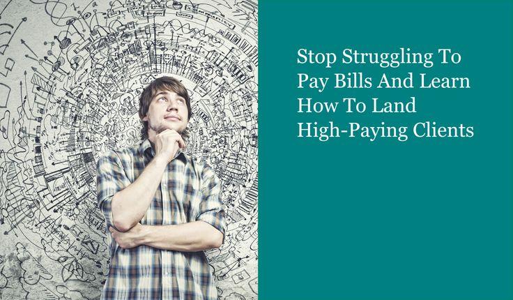 http://www.raultiru.com/high-paying-clients Land High Paying Clients #Blogging