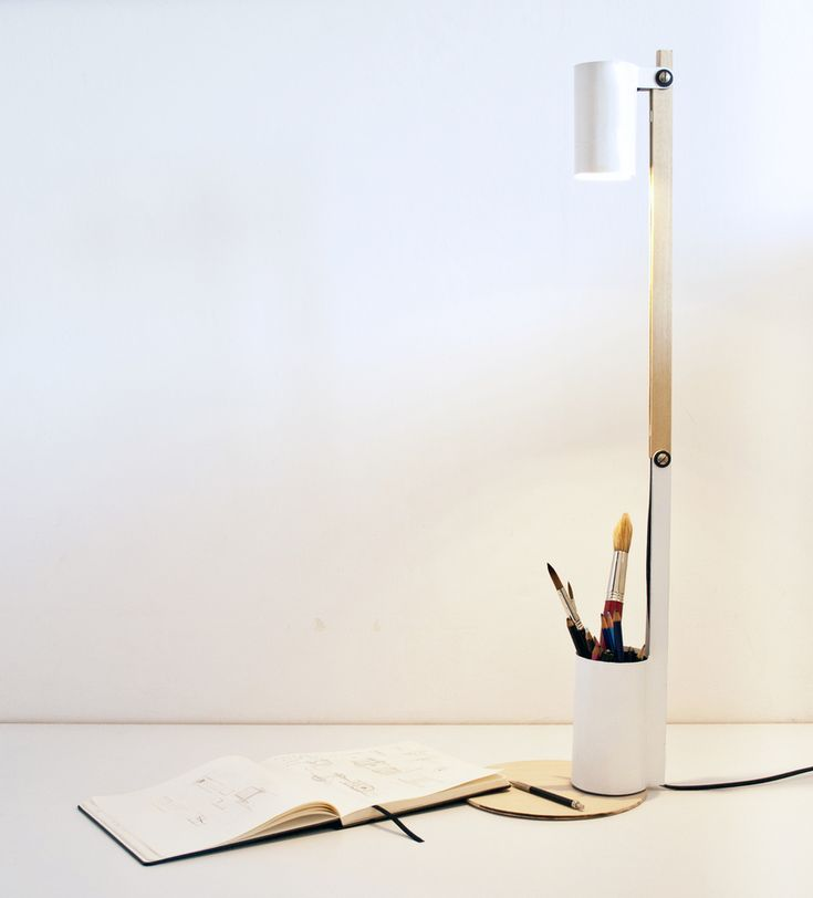 Potlamp - Zaira Holgado #design #product #decor #lamp #white #diseño #decoración