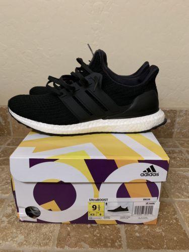 2663ef7ecbd49 Details about Adidas UltraBoost Triple Black Core 4.0 BB6171 Ultra ...