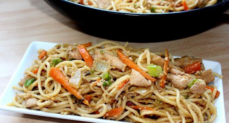Kínai sült tészta recept   APRÓSÉF.HU - receptek képekkel