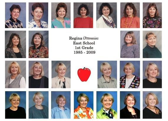 @Dana Curtis Curtis Blase : This is so funny! Could we do this? Years of composite pictures