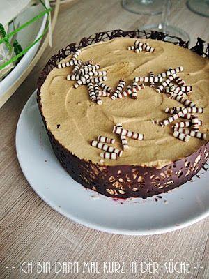 Ich bin dann mal kurz in der Küche: Die LISA Küchenflüsterin über die süßen Seiten des Lebens: Cappuccino Torte