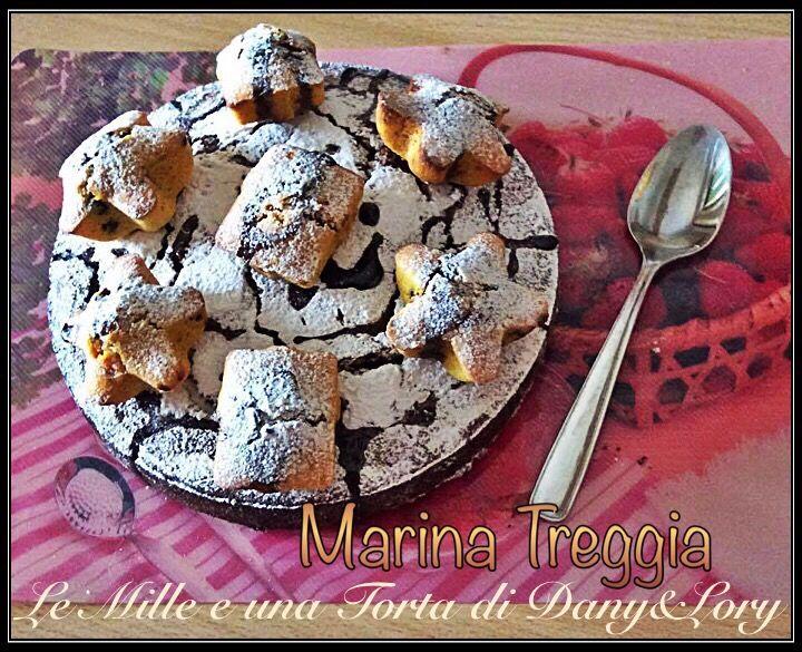TORTA E TORTINI DI CAROTE CON GOCCE DI CIOCCOLATO