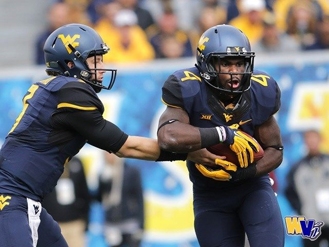 WVU Establishes Ground Attack, Guides Offense to Victory - WVU Football, WVU Basketball, News - Mountaineer Sports