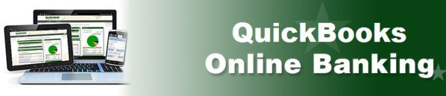 Complete QuickBooks Support for Online Banking with QuickBooks.