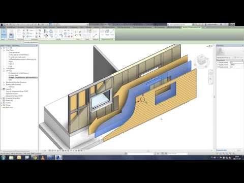 Godzina z ekspertem - Zarządzanie ścianami w Autodesk Revit -- wszystko co musisz o tym wiedzieć - YouTube