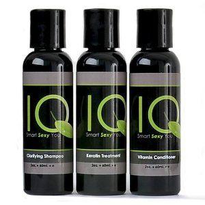 Iq Natural Keratin Treatment