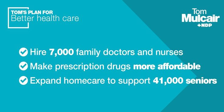 You can trust an #NDP government to hire more doctors and nurses. #Ready4Change #elxn42