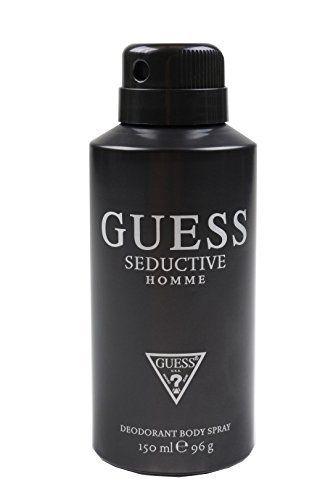 Buy Guess Seductive Homme homme / men, Deodorant Vaporisateur / Spray 150 ml, 1er Pack (1 x 150 ml) at amazon