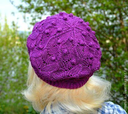 The Purple Grape Berries
