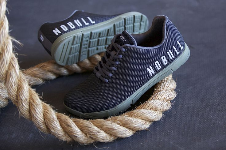 THE BLACK SURPLUS TRAINER. A training shoe that's all bite and no bark. #NOBULL #JustTheHorns