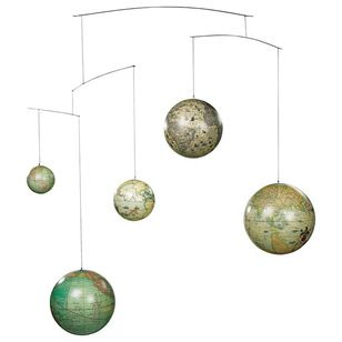 Contemporary World Globes by Beyond Stores