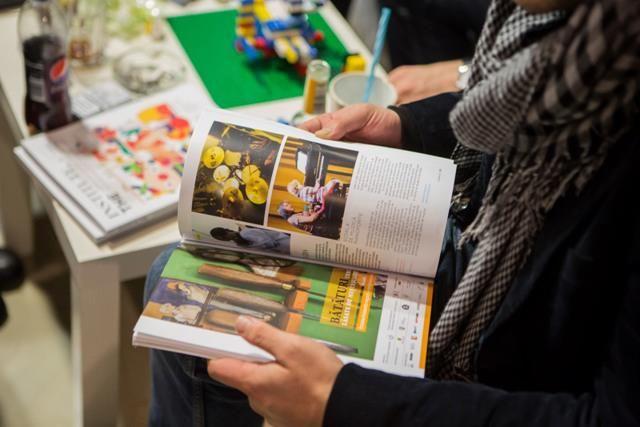Institute, The Magazine- no 7 www.facebook.com/Institute.ro