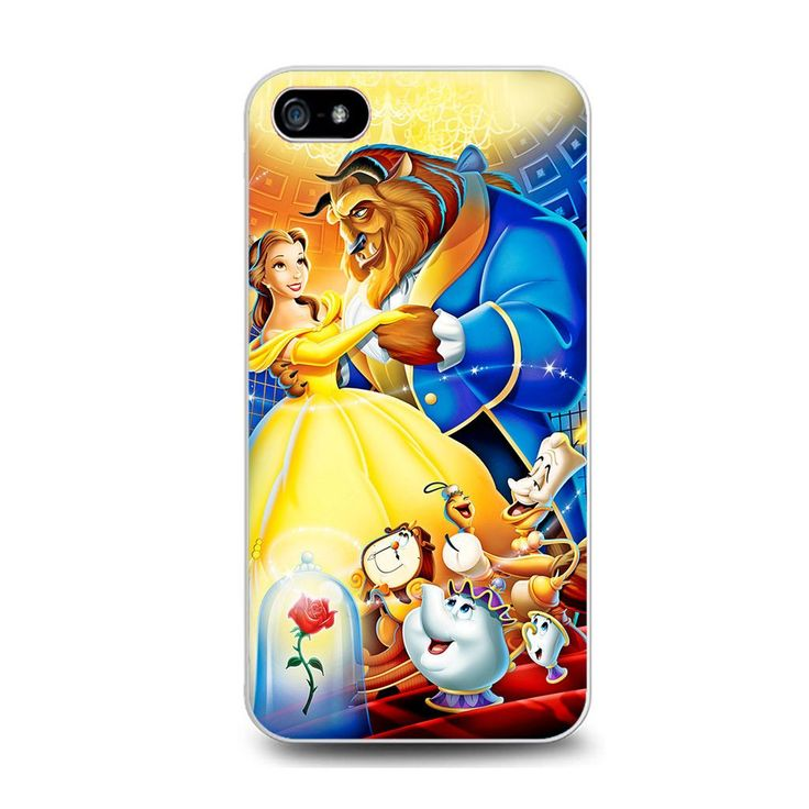 Beauty and the Beast Iphone 5C Case #Iphone5c
