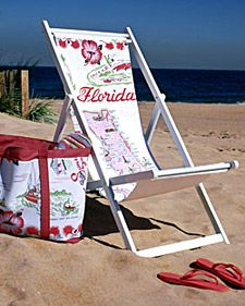beach bag: Beaches Crafts, Souvenirs Sling, Beaches Chairs, Totes Bags, Bags Patterns, Summer Beach, Handmade Beaches, Beaches Bags, Diy Projects