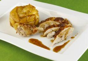 Курица с кукушкой Rennes ручки сиропа - Рецепты - французская кухня