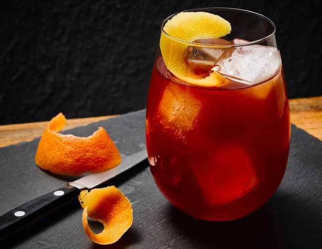 Our fall Friday drink of choice! Cool Runnings Created by Jacques Bezuidenhout (The Forgery, San Francisco, California) Ingredients: · 1.75 parts Appleton Signature Blend  · 1 part Byrrh · 1 part Grapefruit · 0.25 part Orgeat · 2 Dashes of Thai Chili tincture Garnish: Grapefruit dukes twist, grated nutmeg Preparation: Shake all ingredients with ice and strain over fresh ice in a Rocks glass