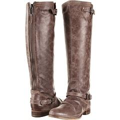 Steve Madden Rovvee boots...love the back zipper!