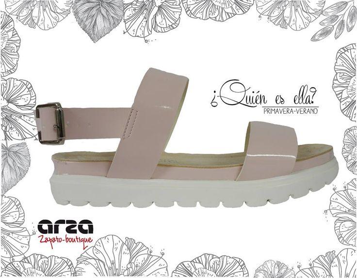 Las últimas tendencias en sandalias ya están en Arza ¿Ya tienes las tuyas?