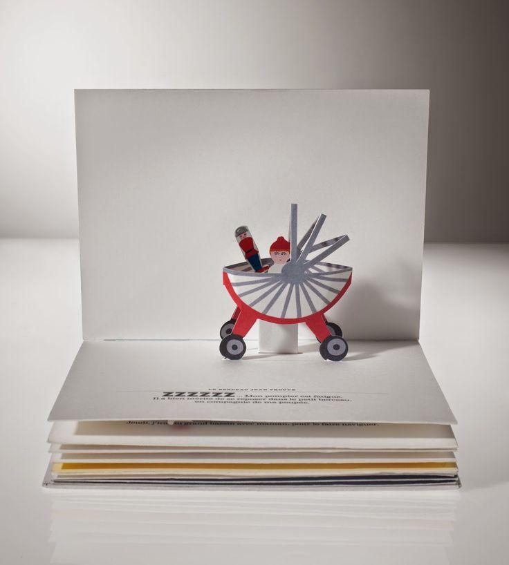 Un livre collector tout à la fois nostalgique et contemporain d'où surgissent des jouets au charme intempore...
