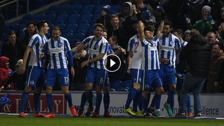 Video Highlights: Brighton and Hove Albion v Sheffield Wednesday - EFL Championship - January 20, 2017. You are watching football / soccer highlights ...
