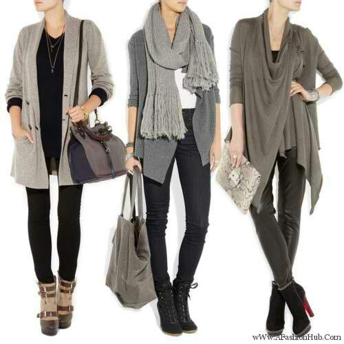 Layering = a must at Click Away! This will take me from A/C to sunshine!