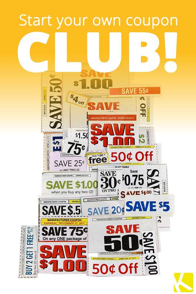 Coupons com saving club