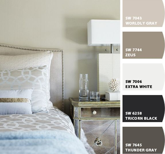 sherwin williams wordly gray