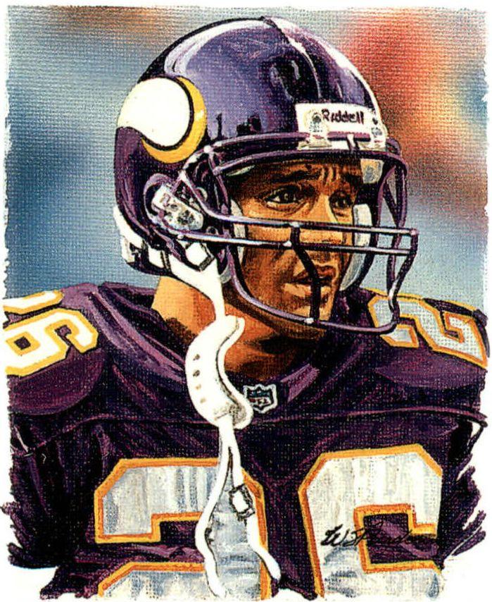 Robert Smith, Vikings by Bill Purdom, 2001.