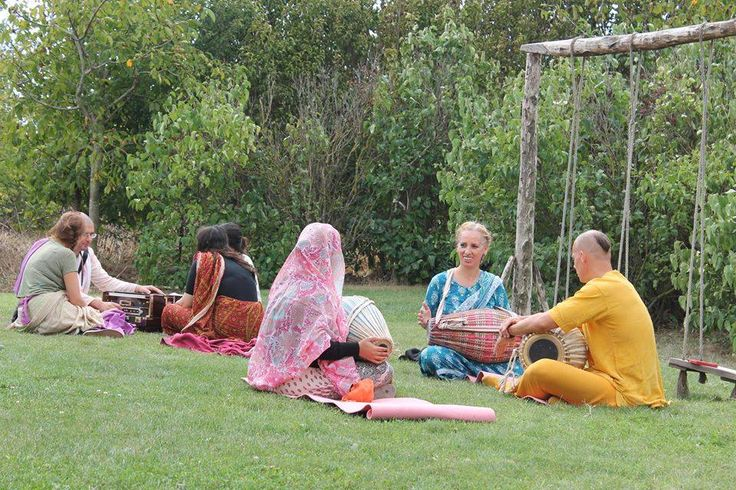 Bhakti Yoga Kampı 2015 #villafe #yoga #bhakti #krisna