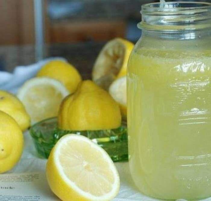 Bevi Questo Succo Naturale Al Limone E Perdi 8 Kg Di Grasso