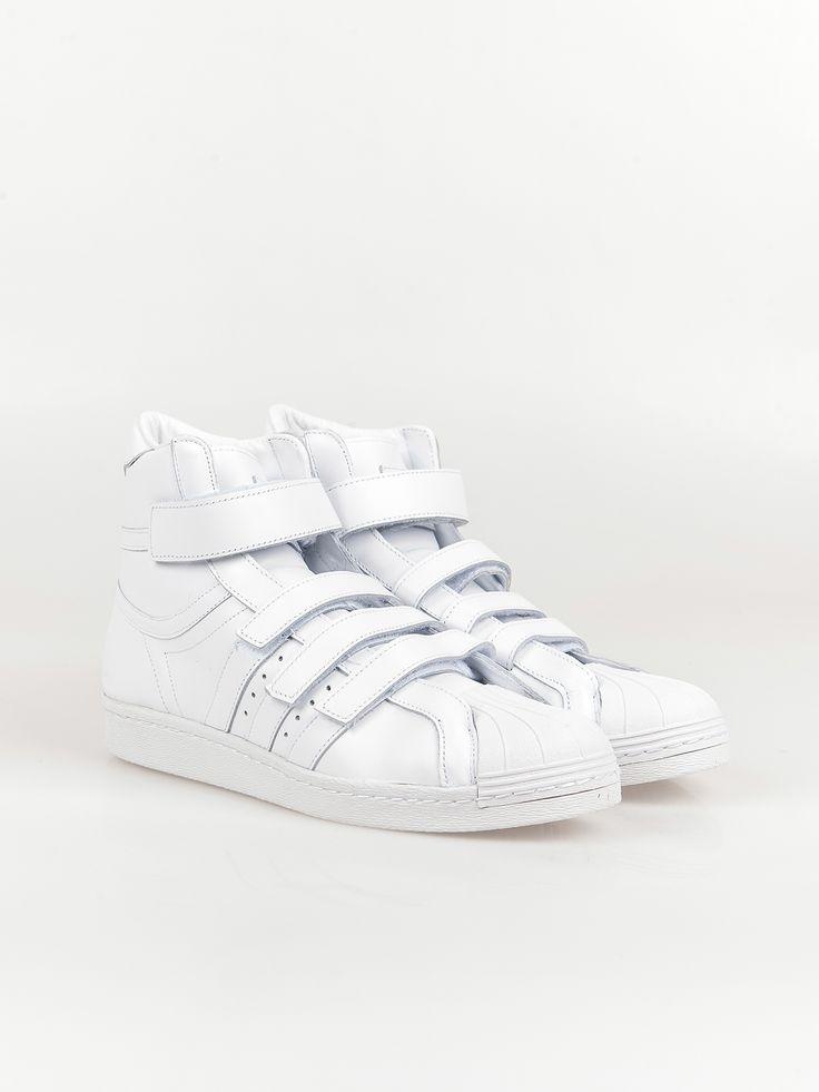 ADIDAS X JUUN J , Promodel 80s Hi Beyaz Spor Ayakkabı #shopigo#shopigono17#