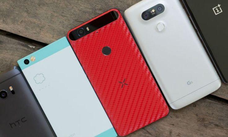 TOP 10 Smartphone Pekan Ini Ada Razer Phone Si Ahli Gaming dan Xiaomi Redmi Y1 yang Jago Selfie