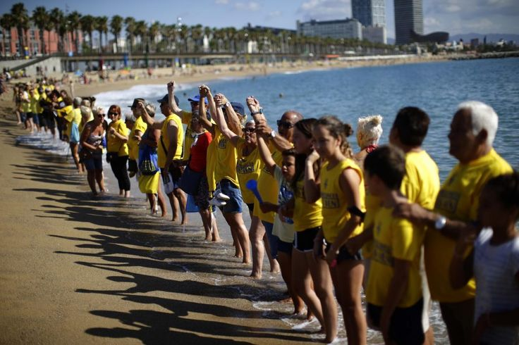 Destinations Around the World Search for Overtourism Solutions  In this August. 12 2017 file photo people form a human chain during a protest against tourism in Barcelona Spain. Global destinations have woken up to the danger of overtourism. Manu Fernandez / Associated Press  Skift Take: Every destination is different and there is no one-size-fits-all panacea to limit overtourism. Until cities get smarter about quantifying the movements and behavior of travelers there's little hope for…