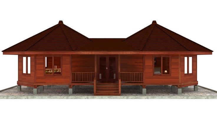 Octagonal Floor Plans: When you purchase Octagonal Eco Friendly Homes from TEAK BALI, we also provide you with hardwood seedlings so you can witness sustainability right in your own back yard.