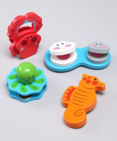 Take a look at this High Sea Symphony Set by Melissa & Doug on #zulily today!