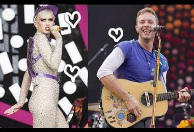 New Couple Alert? Katy Perry & Chris Martin Reportedly Got Cozy At The Glastonbury Music Festival!