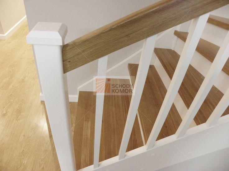 Zakończenia słupków - Schody drewniane JOACHIM KOMOR