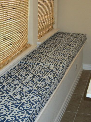 Window kitchen window seats and tutorials on pinterest for Window side seating