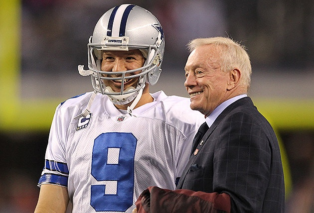 Dallas Cowboys, Tony Romo agree to six-year contract extension. #sports #football #money