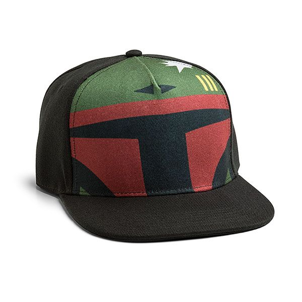 Accessories : Boba Fett Snapback Hat