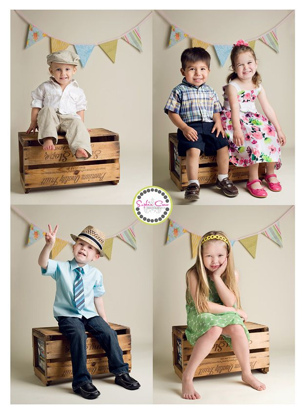 Easter Mini Sessions at PlayTown | San Diego Baby and Child Photographer | Sophie Crew Photography - Sophie Crew Photography | San Diego Pho...