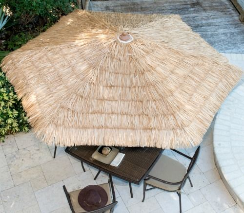 Good Thatch Tiki Umbrella