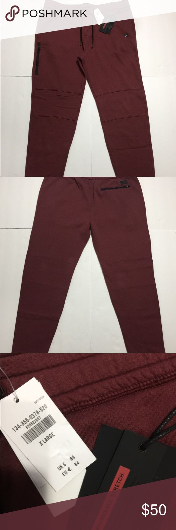 ONE DAY SALE FINAL PRICE Men's Abercrombie joggers ONE DAY SALE FINAL PRICE New with tags offer up so we can negotiate Abercrombie & Fitch Pants Sweatpants & Joggers