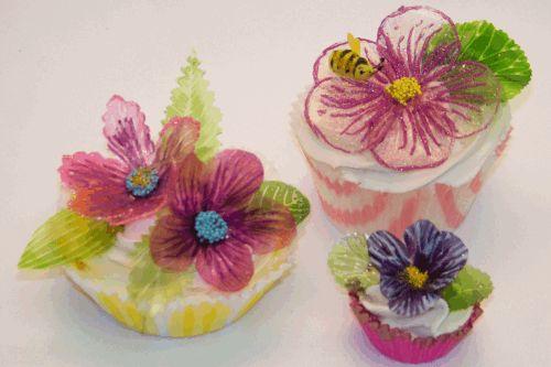 how to use gelatin powder in cake
