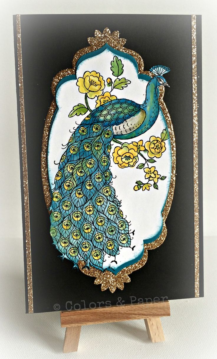 Stampin' Up! - Perfect Peacock