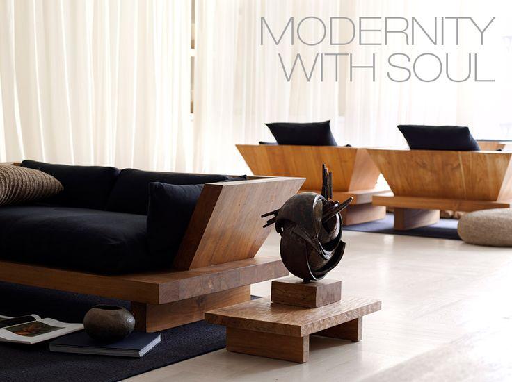 Ethnic Modern. Zen FurnitureFurniture DesignFurniture ...