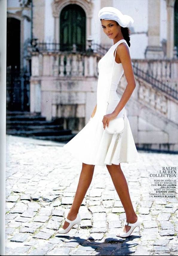 Ralph Lauren Collection As Featured In LOfficiels February Issue