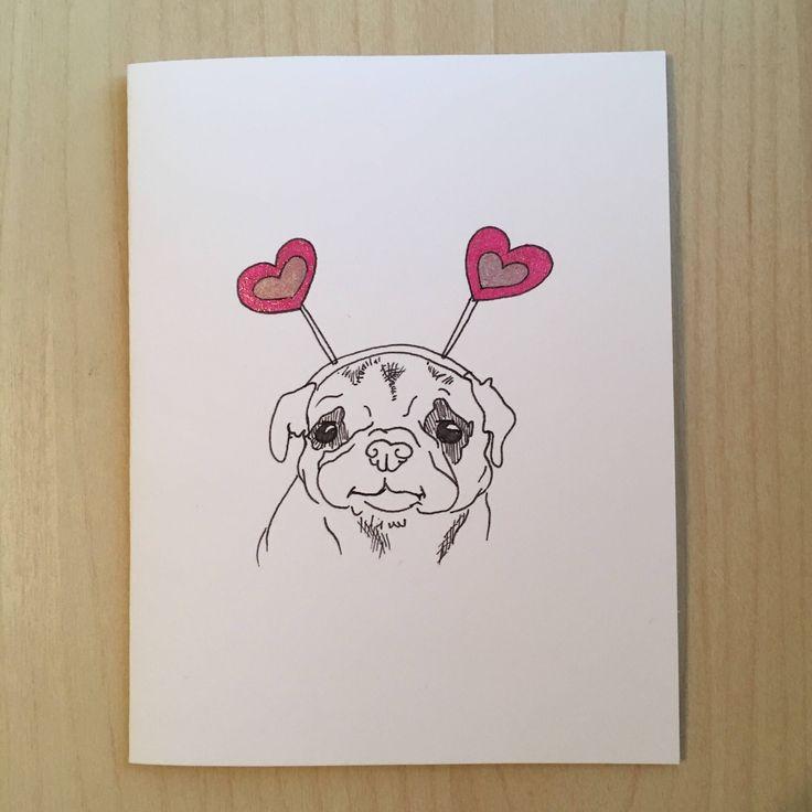 #vday #pup #pupper #dog #valentine https://www.etsy.com/ca/listing/571473126/vday-pup